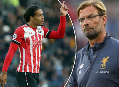 Virgil van Dijk transfer deal liverpool