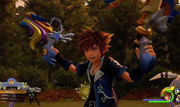 Kingdom Hearts 3 ahora apunta a septiembre