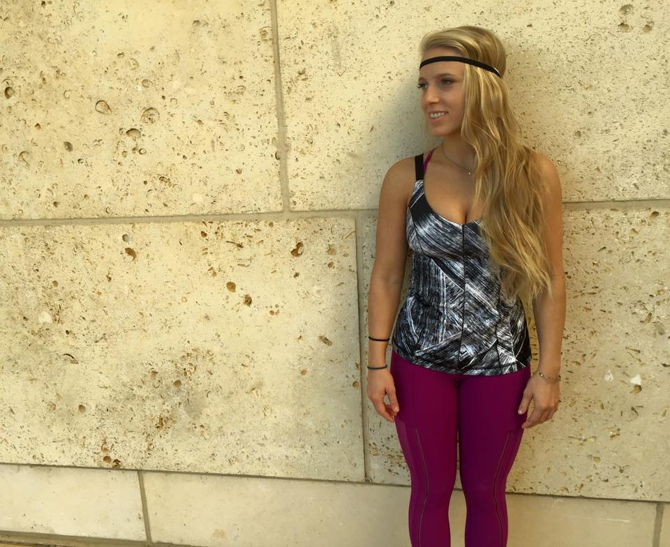 lululemon hot-to-street-tank-weave