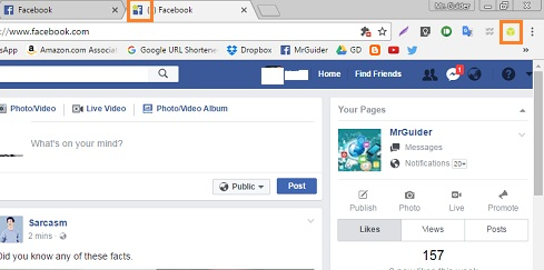 How To Use/Manage Multiple Facebook Accounts On PC At Once At The