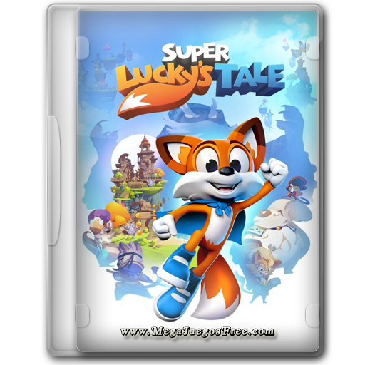 Super Lucky's Tale Full Español
