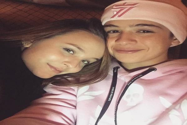 53435ced464d8 Larissa Manoela e João Guilherme completam 10 meses de namoro