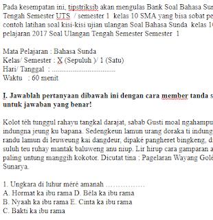 Soal-Ulangan-Ujian-UTS-Bahasa-Sunda-kelas-10-SMA-semester-1
