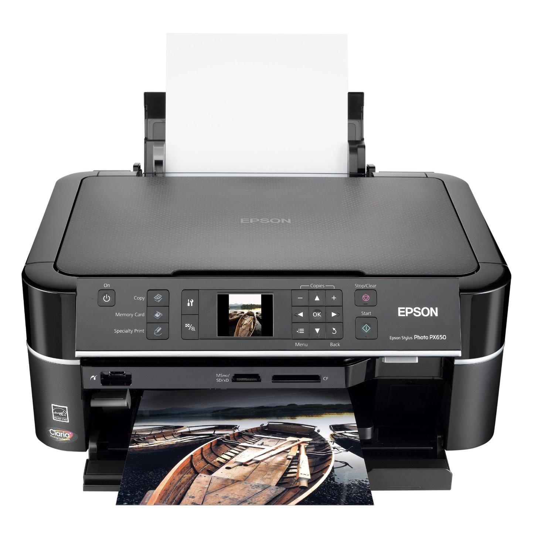 Epson px660 скачать драйвер
