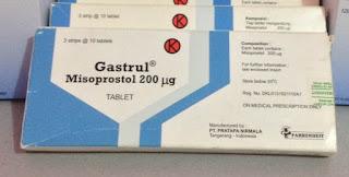 obat aborsi gastrul