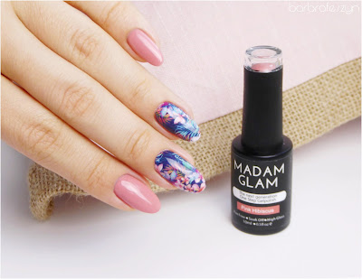 Pink Hibiscus od Madam Glam