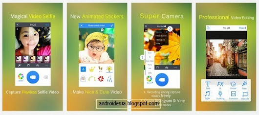 Download VivaVideo Gratis - Aplikasi Edit Video Android | Androidesia