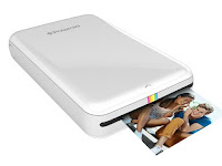 Polaroid Zip, Printer Wireless Mini Pas di Saku
