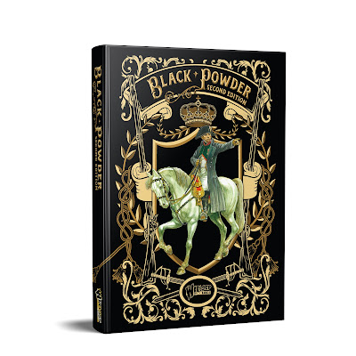 Black Powder Second Edition Pre-order Countdown