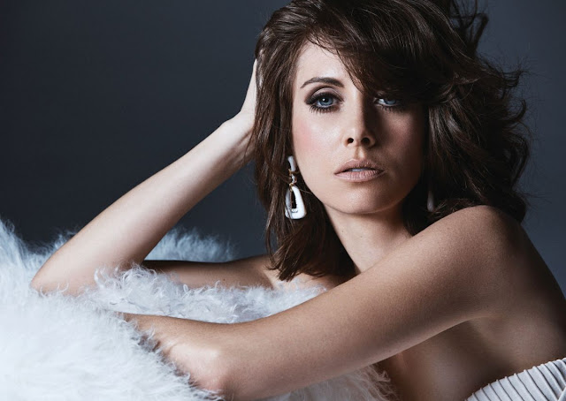 Alison Brie In Gotham Magazine January 2018