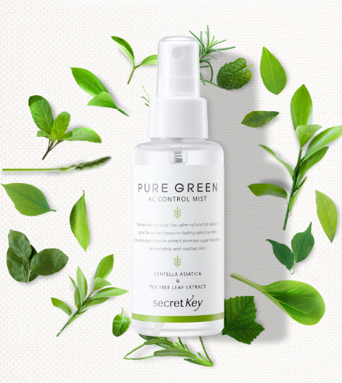 Pure Green AC Control Mist