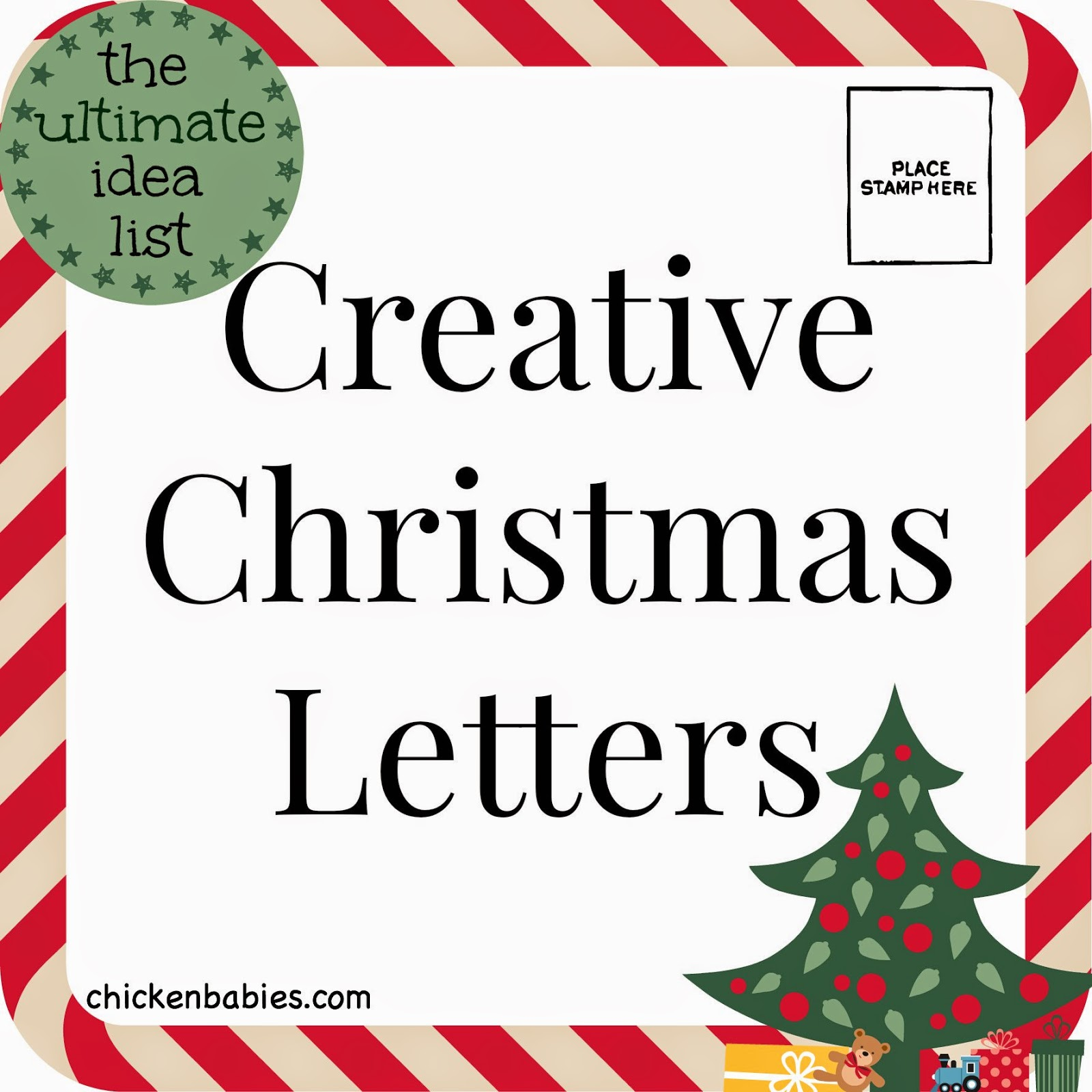 chicken babies: Creative Christmas Cards - Quiz