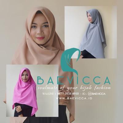 BAEVICCA INDONESIA  Jual Jilbab Hijab Khimar Pashmina Kerudung ... 9eee187207