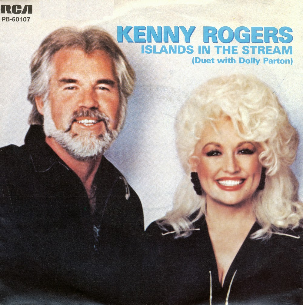 Music on vinyl: Islands in the stream - Kenny Rogers and ...