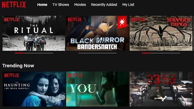 Cara Mudah Menonton Film di Netflix Tanpa Blokir dari Provider