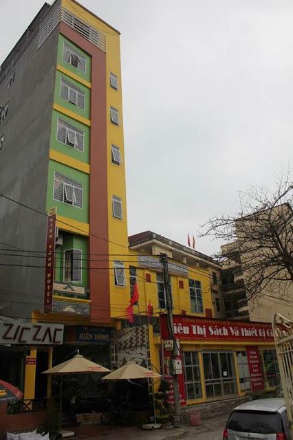 Khách sạn Sau khi cải tạo
