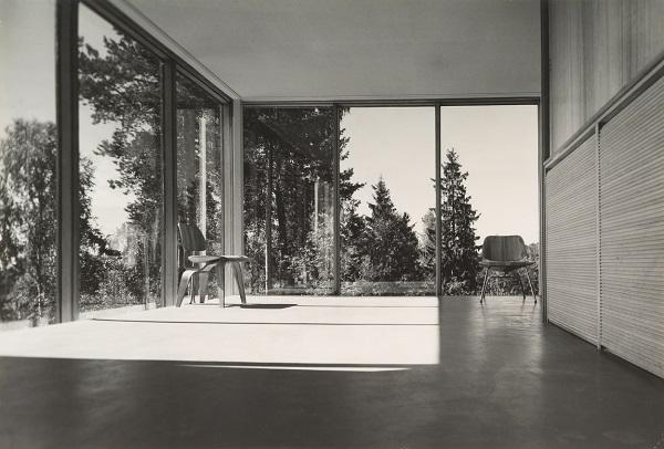 """Arne Korsmo, """"Own house in Planetveien"""", 1955. Photo Arne Korsmo"""