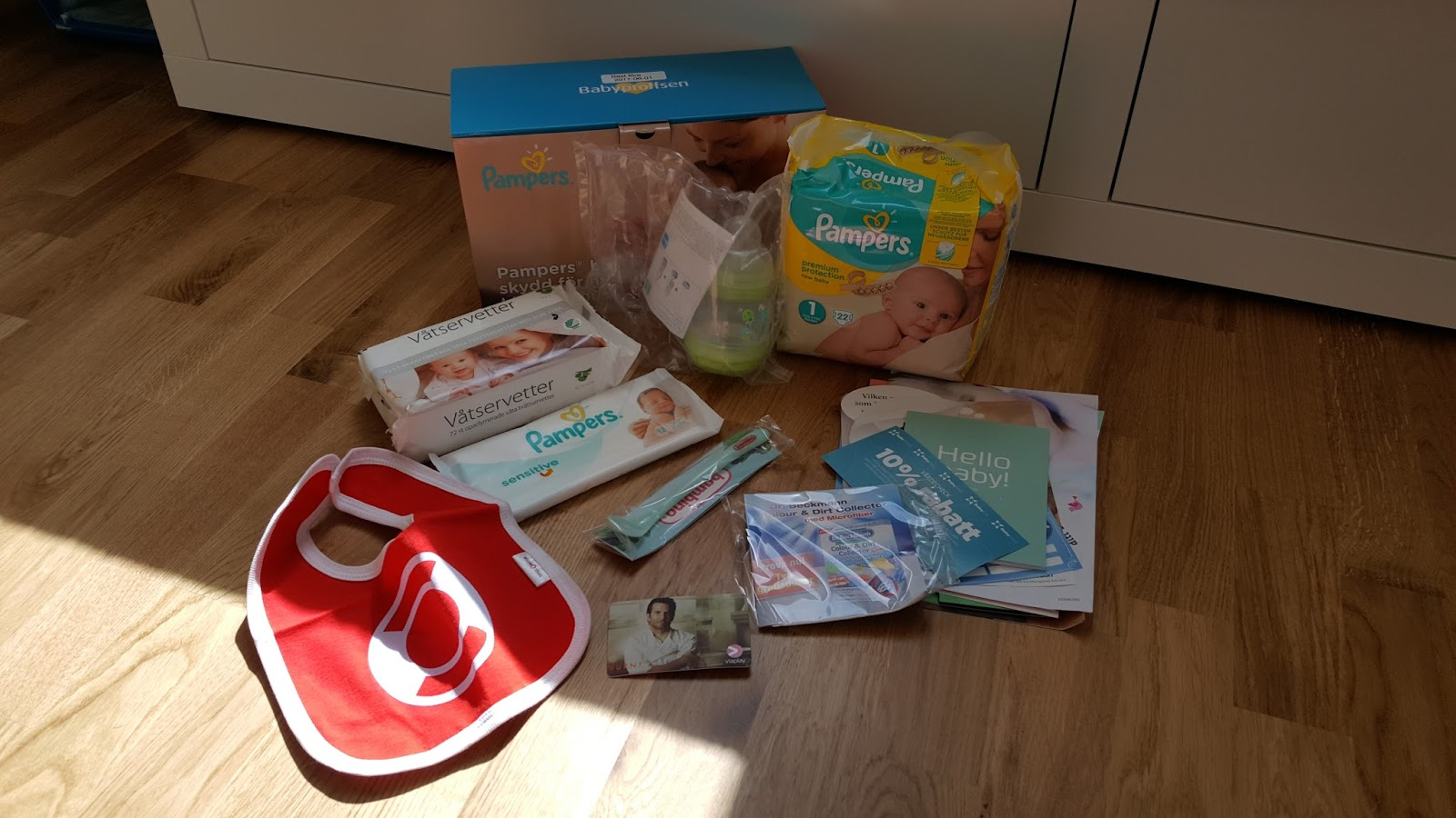babyproffsen gratis box