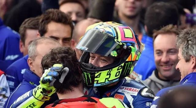 MotoGP 2016 Tersisa 50 Poin, Ini Tanggapan Rossi…