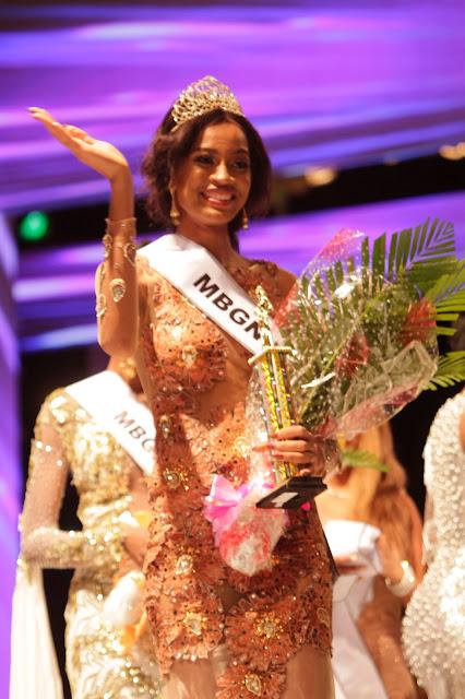 Miss Kebbi, Ugochi Ihezue wins MBGN 2017