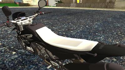 XT 660 2005 para GTA San Andreas , GTA SA , Gta San