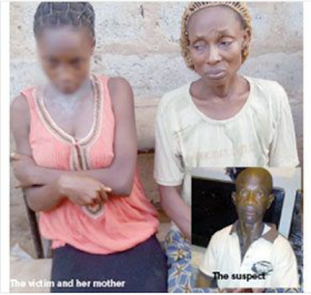 A Father who rape his 17-year-old daughter In Lagos lands in court (Photos)