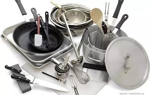 Peralatan Yang Harus Ada Didapur Rumah Anda
