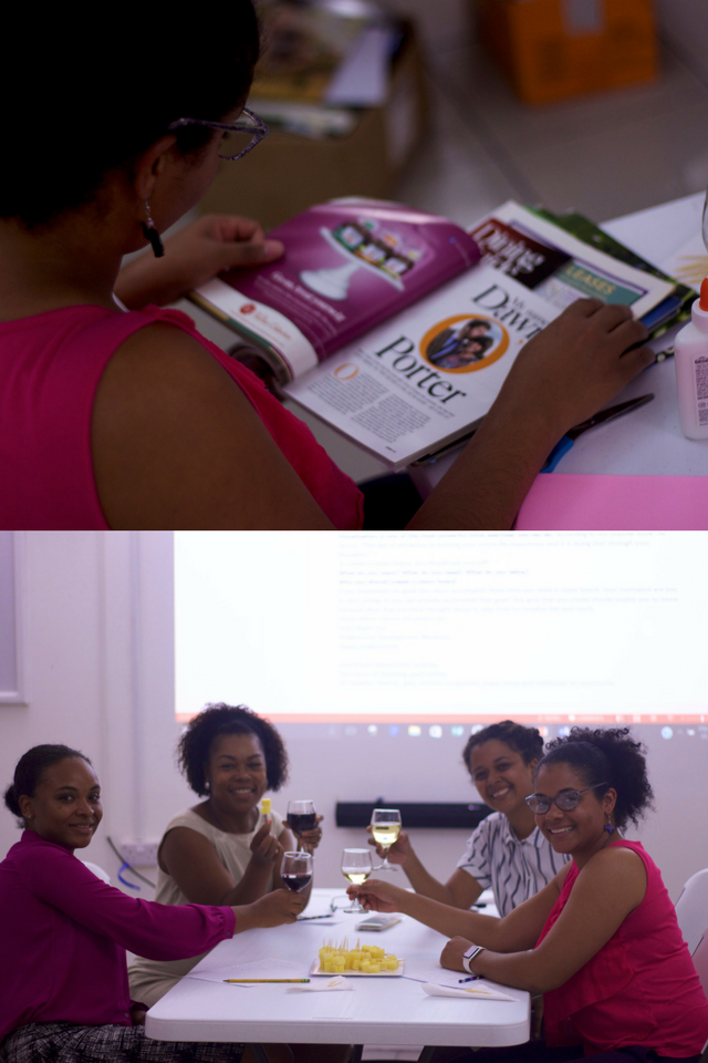 How to Live your Dream Life in 5 Steps:Vision Board Workshop