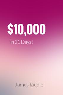 $10,000 in 21 Days Header Image