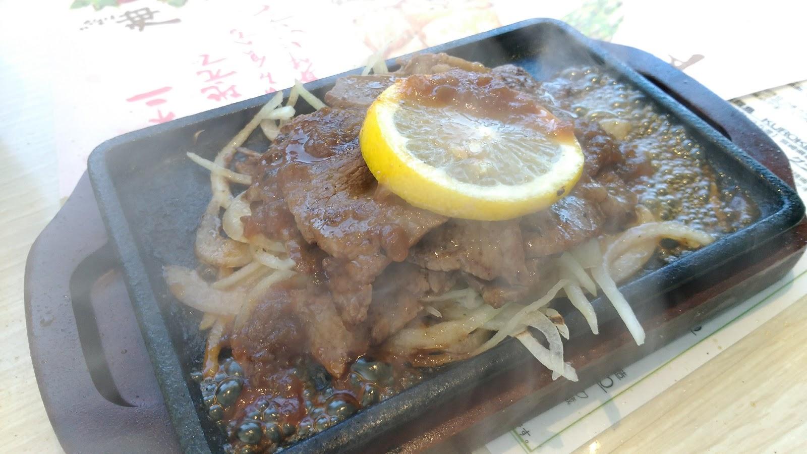 野の葡萄 アミュプラザ長崎店【長崎を喰いつくせ!】長崎グルメが堪能できます!レモンステーキ
