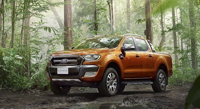 2016 Ford Ranger Wildtrak Philipines