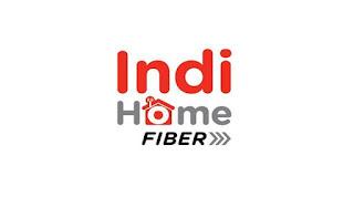 indihome fiber logo