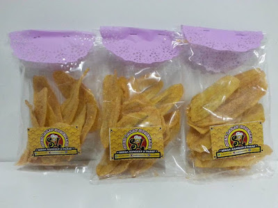 Kerepek Pisang Cheese - RM1.20