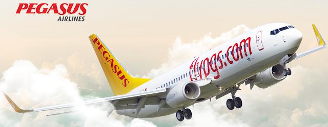 Pegasus Hava Yolları - Airlines Hatay Şubesi, Ofisi