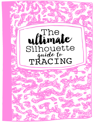silhouette cameo tracing, silhouette studio trace, tracing jpeg silhouette studio, add cut lines, what is high pass filter silhouette studio, tracing photo silhouette studio