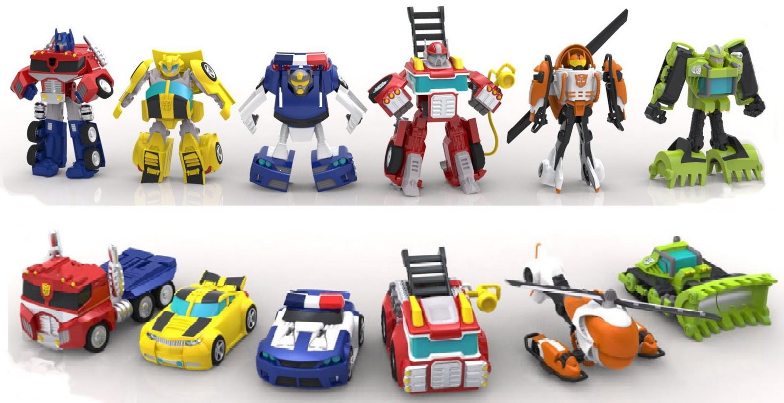 coloring pages of rescue bots team