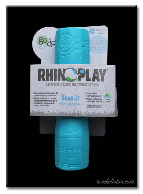 GoDog Rhino Play is as tough and fun as its name implies!