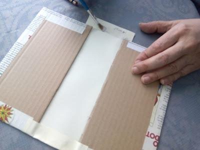 Estructura completa de la base de la caja.