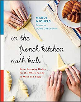 In the French Kitchen with Kids cookbook