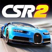 Csr racing 2 Apk and Obb