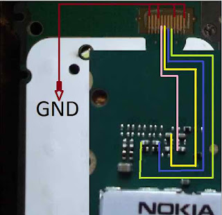 Nokia 105 lcd ways 100% working solution...