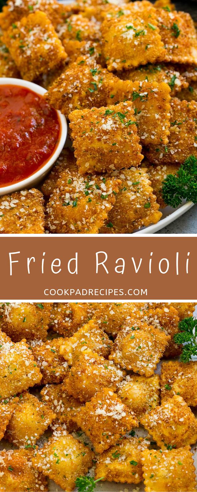 Fried Ravioli
