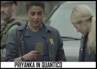 Bollywood In USA, Priyanka Chopra, Priyanka Roal In Quantico