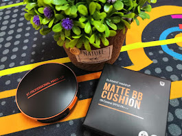 Matte BB Cushion Sendayu Tinggi