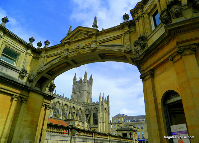 Bath, Inglaterra - Arco de York Street