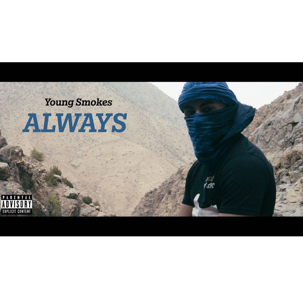 Young Smokes - Always - Single Cover