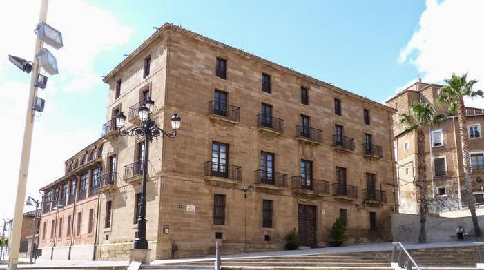 Palacio Episcopal de Calahorra.