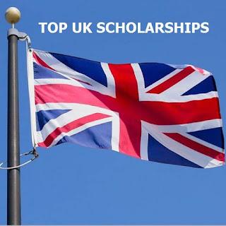 UK international scholarships for students
