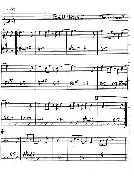 Partitura Flauta Stanley Cowell