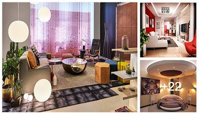 Galería de Fotos : Ideas para decorar el salón, sala de estar o living